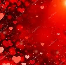 valentine hearts abstract red background st valentine u0027s day