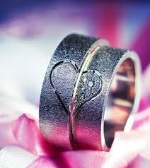 wedding band alternatives best 25 alternative wedding jewellery ideas on pretty
