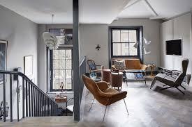 Loft Apartment Design by Decordemon Loft Apartment With Stylish Design In London