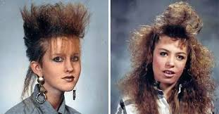 80s hairstyles outstanding 80s hairstyles that have to be seen to be believed