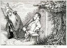why tolkien prevented maurice sendak from drawing the hobbit