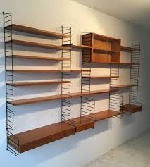 wall unit by nisse strinning for string 1950s 70475