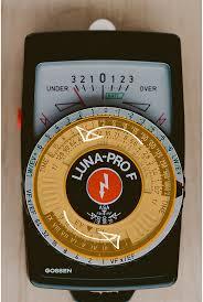 where to buy a light meter tutorial using the gossen luna pro analog light meter