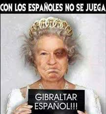 Cheeky Meme - spanish memes mock britain comparing hero soldiers to gibraltar s