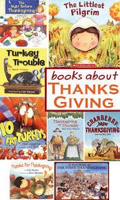 8 great books about the thanksgiving story