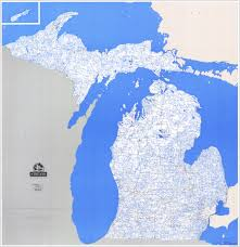 Midland Michigan Map by 240 Maps