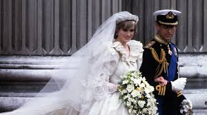 princess diana u0027s wedding dress finally being given to her sons