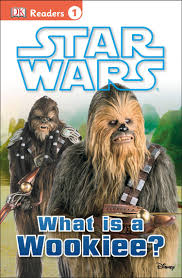 amazon com dk readers l1 star wars what is a wookiee