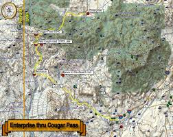 Map St George Utah by Neat Off Road Daytrip From Enterprise To St George Utah