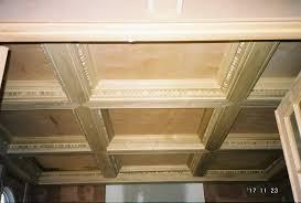 diy coffered ceiling ideas image faux loversiq