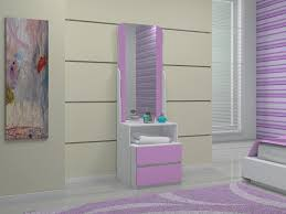 Modern Mirrors For Dining Room by Dressing Table Designs With Full Length Mirror For Girls Including