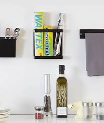 foil kitchen cabinets magnetic holder to pop on the fridge door or any other magnetic