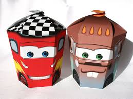 Lighting Mcqueen Halloween Costume by Large Printable Cars Lightning Mcqueen And Tow Mater Gift Box Set