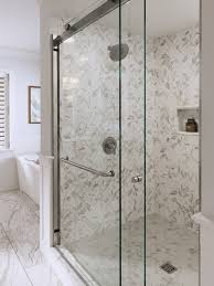 basco shower door reviews basco rotolo sliding shower door aquaglidexp clear glass chrome