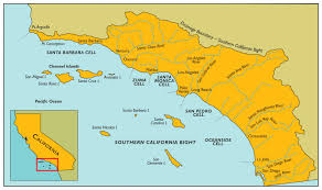 Map Of The Coast Of California Sand Movement Explore Beaches