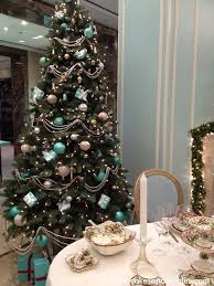 Tiffany Blue Christmas Tree Decorations by 160 Best Blue Christmas Magic Images On Pinterest Christmas