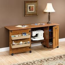8 flexible best sewing machine tables with cabinet sewing desk