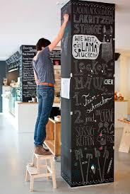 peinture ardoise cuisine peinture ardoise 16 idées les plus créatives décoration créative