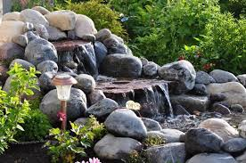Rock Backyard Landscaping Ideas 20 Spectacular Backyard Ideas Waterfalls That Top Off Backyard