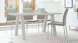 six seater dining table contemporary 6 seater grey gloss dining table uk