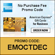 no fee gift cards no fees american express gift card promo code