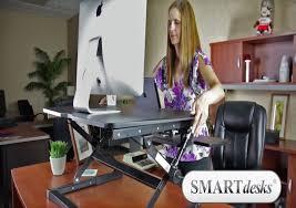 smartdesks standing desk converter