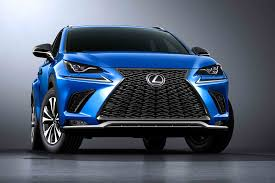 lexus ads 2018 lexus nx shows off new design in shanghai automobile magazine