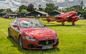 maserati great drives rural bedfordshire in a maserati ghibli with