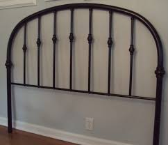 Goodwill Bed Frame Goodwill Headboard Makeover Gold Headboard Spray Painting And
