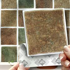 18 tuscany mix effect wall tiles 2mm thick and solid self