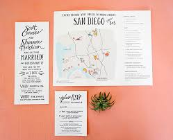 wedding invitations san diego san diego wedding invitations lettered san diego wedding
