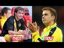 Mario Gotze Hairstyle Mario Gotze Set To Return To Borussia Dortmund Training Worldnews