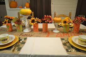 la thanksgiving tablescape ideas