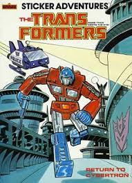 return cybertron transformers wiki