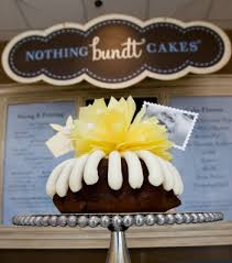 nothing bundt cakes grand opening and a giveaway