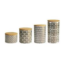 cream kitchen canisters canisters jars joss main