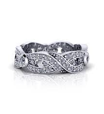 infinity wedding rings infinity wedding rings