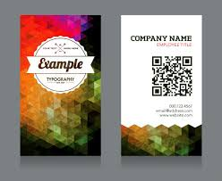 Should I Put A Qr Code On My Business Card Multibrief A Cool Trick For Your Business Cards And Marketing