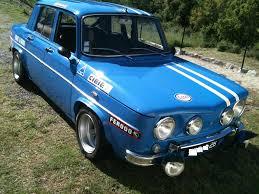 renault gordini r8 renault r8 gordini