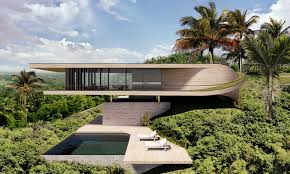 contemporary modern house modern contemporary house in bali architectural drawing awesome