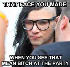 Skrillex Meme - that face skrillex meme by dubstepfreak008 on deviantart