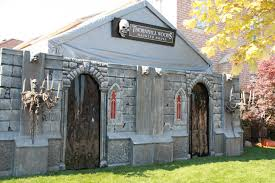 thornhill woods haunted house blog my front entrance to my