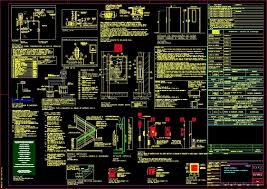 Muito Substation Project DWG Full Project for AutoCAD • Designs CAD &DZ68