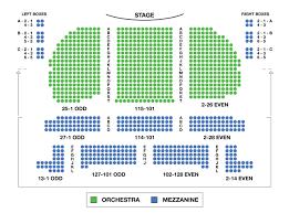 eugene o u0027neill theatre broadway seating chart large theater
