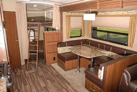 Big Family Fun Wwwtrailerlifecom - Travel trailer with bunk beds
