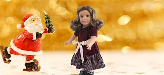 christmas party fancy cassie doll clothes