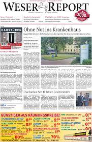 Zurbr Gen Esszimmerstuhl Weser Report Achim Oyten Verden Vom 05 10 2016 By Kps