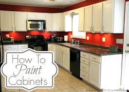 painting oak kitchen cabinets youtube refinishing before and after