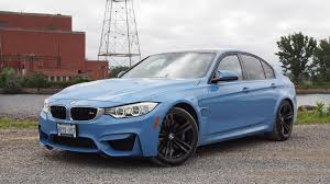 review 2015 bmw m3 sedan canadian auto review