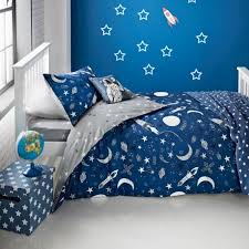themed duvet cover kid s space theme bedding sets children s room